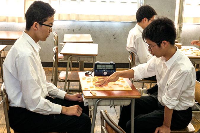 囲碁将棋部